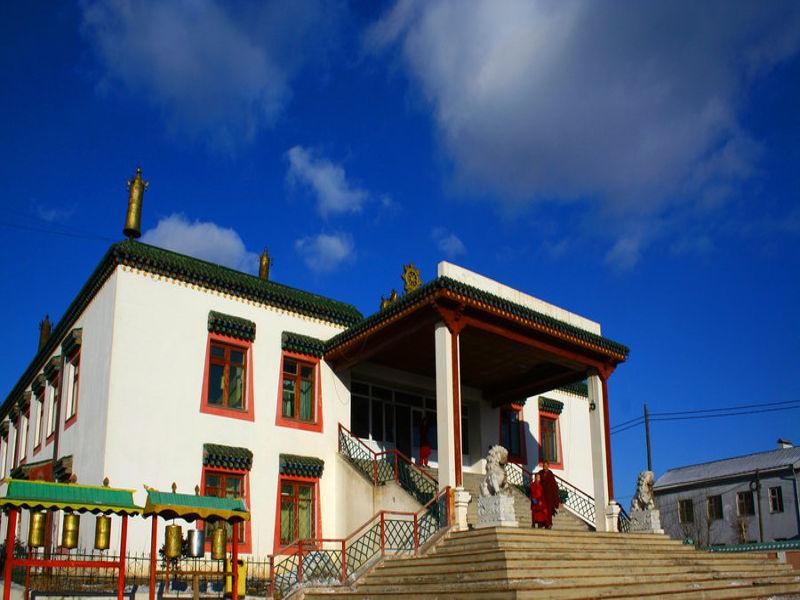Monastero di Gandan