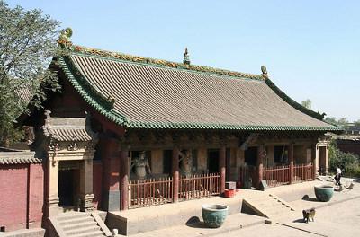 Monastero Shuanglin