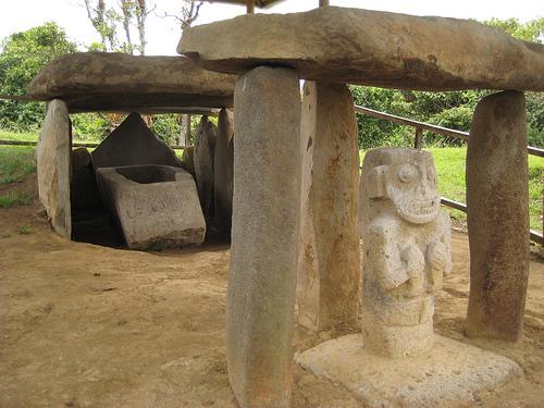 Parco Alto de los Idolos