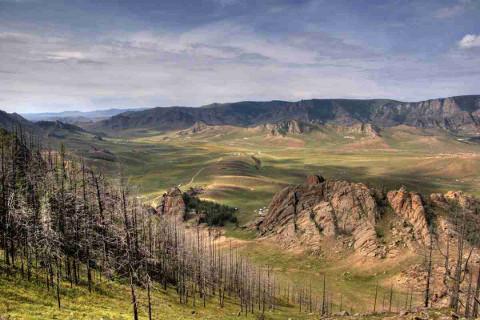 Parco Nazionale di Terelj