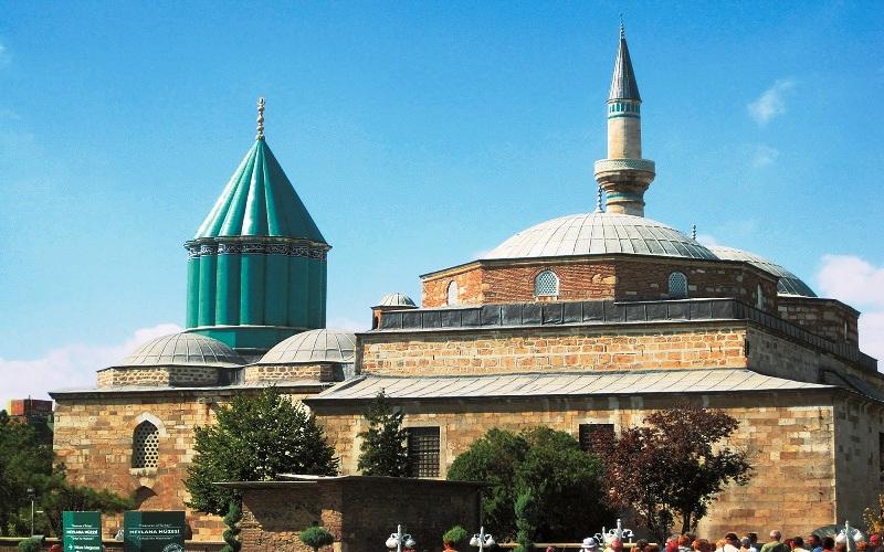 Mausoleo di Mevlana