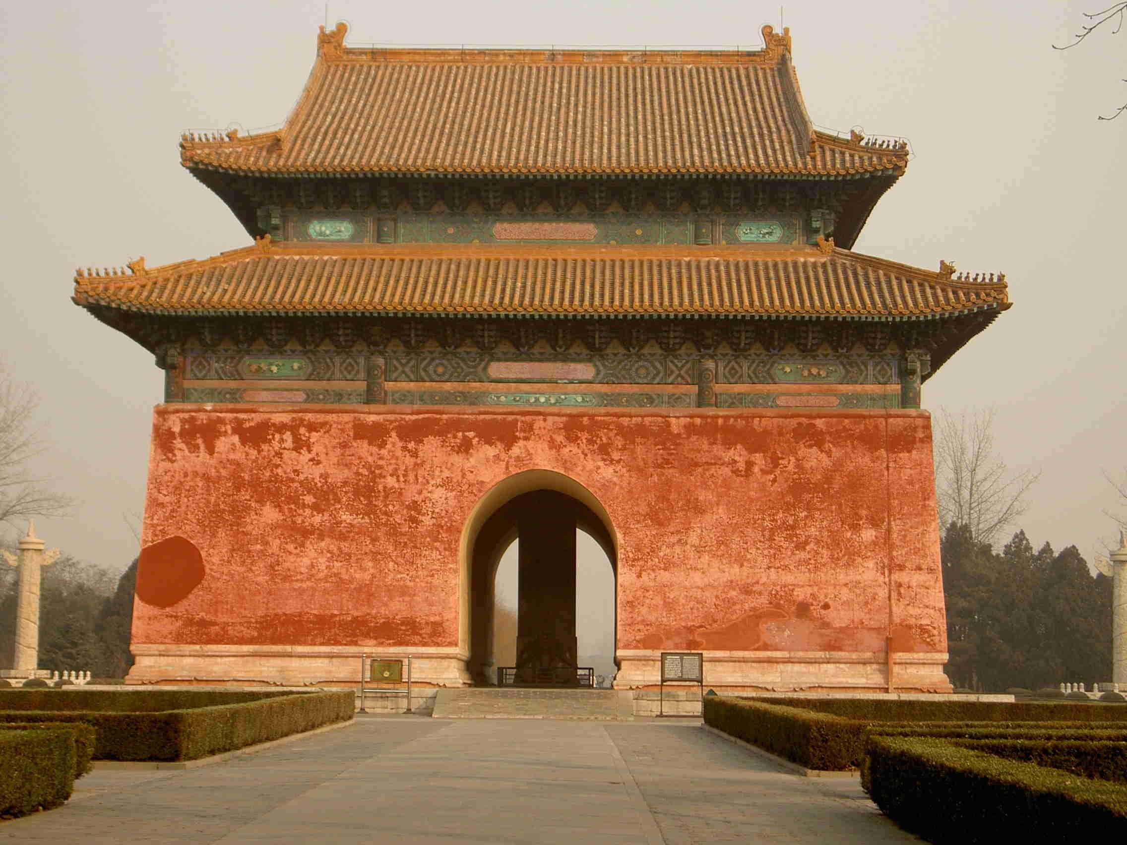 Tombe della dinastia Ming