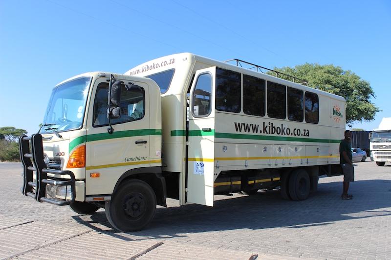 Standard Mobile Camping - Kiboko