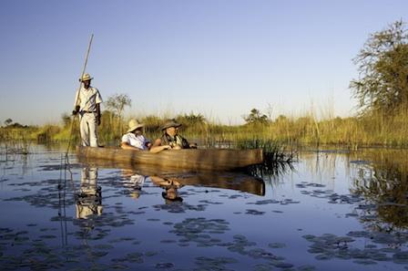 Mokoro Boat