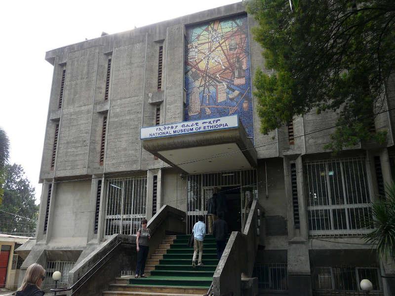 Museo Nazionale di Addis Abeba