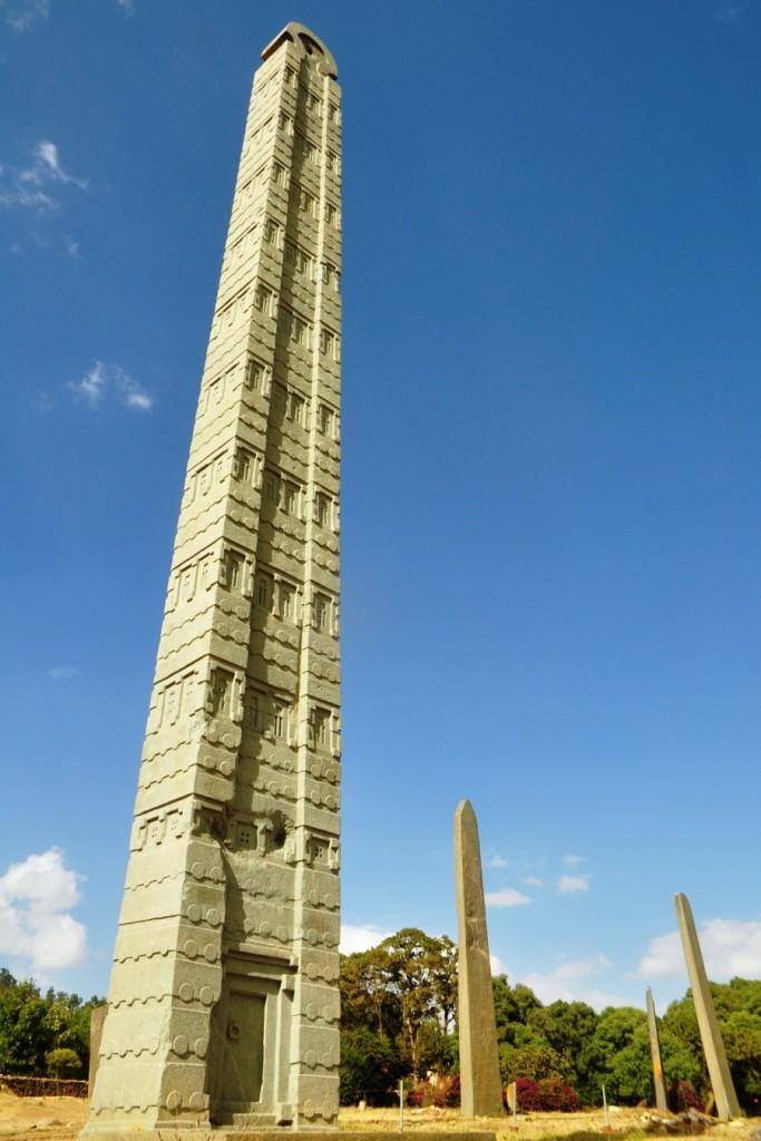 Parco delle Steli _ Axum