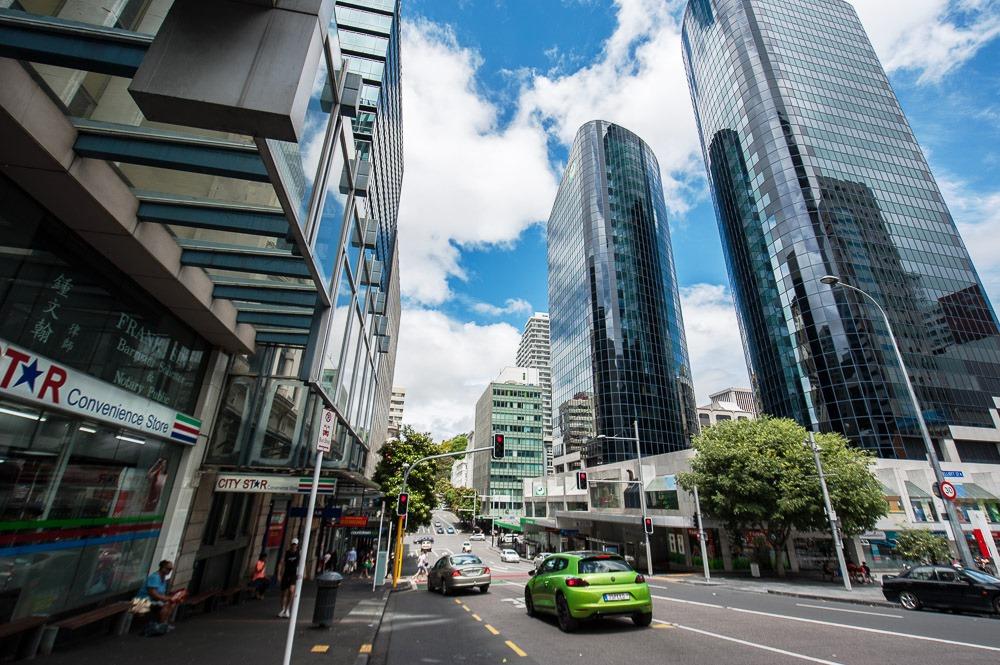 Auckland Queen Street