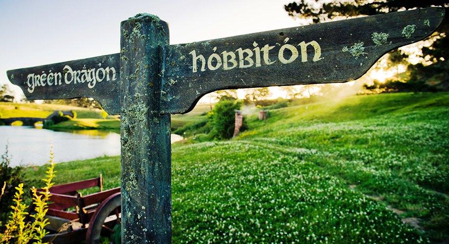 Matamata Hobbiton
