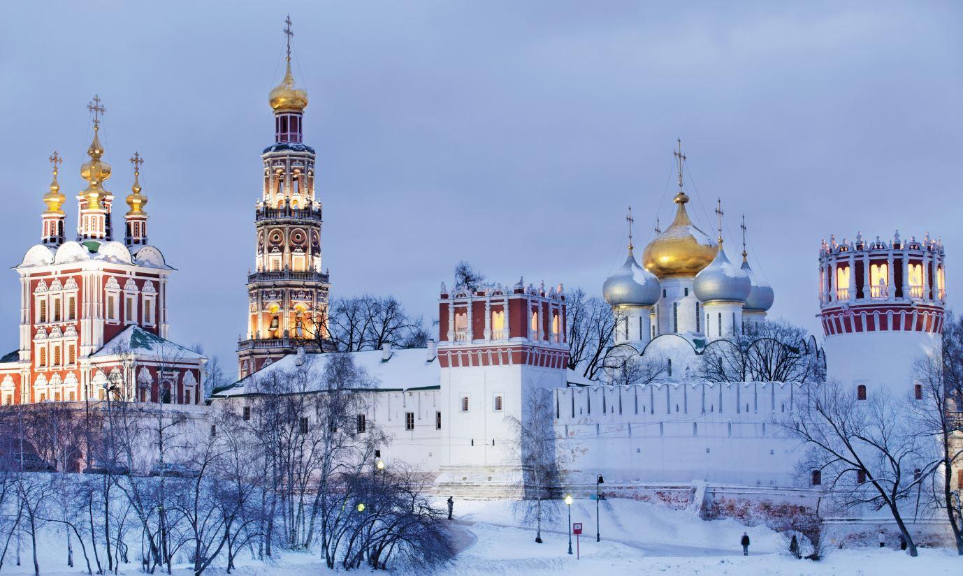 Sergev Posad d'inverno