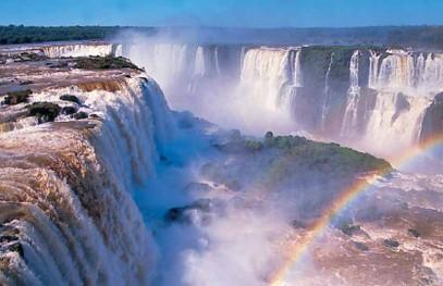 Cascate di Iguazù lato brasiliano