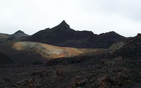 Vulcano Sierra Negra