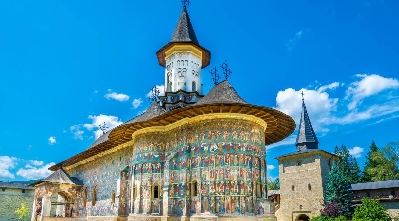 In Romania fra le bancarelle