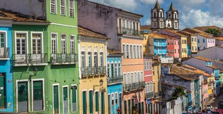 BRASILE, IL FASCINO TROPICALE DEL NUOVO MONDO