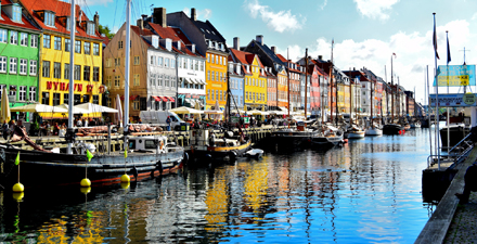 Big 3 - Danimarca:  Viaggio in un Paese Felice
