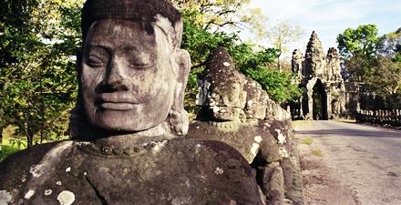 Terre d'Indocina: Vietnam e Cambogia