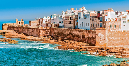 Marocco in Riad