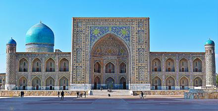 Uzbekistan Grantour - Antichi regni lungo la Via della Seta