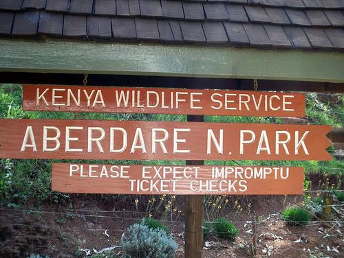 Parco Nazionale Aberdare
