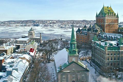 Quebec City (inverno)