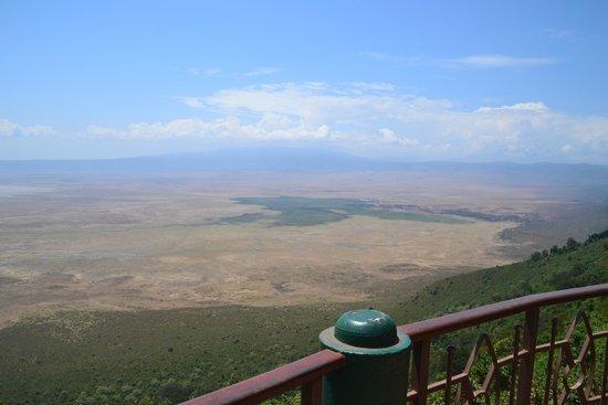 Il Cratere di Ngorongoro