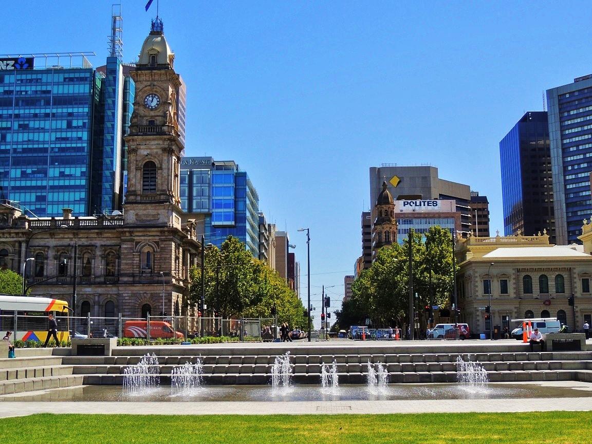 Adelaide Victoria Square