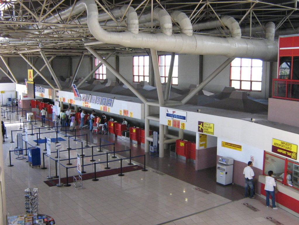 Aeroporto de La Havana