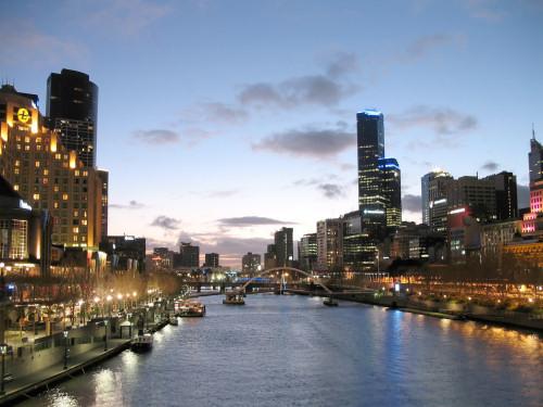 Melbourne città della Street Art