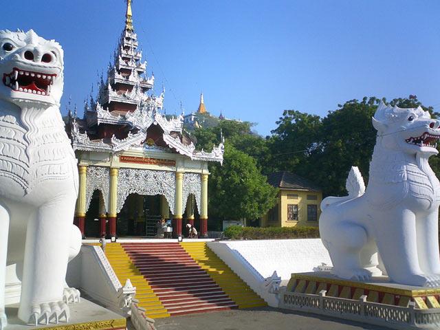 Pagoda di Mahamuni
