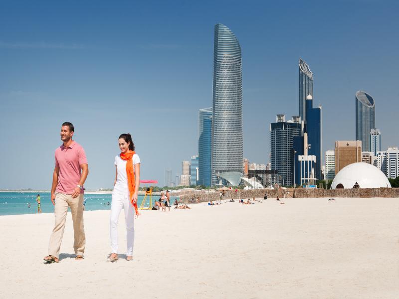 Dubai e abu dhabi for Emirati franchigia bagaglio in cabina in classe economica