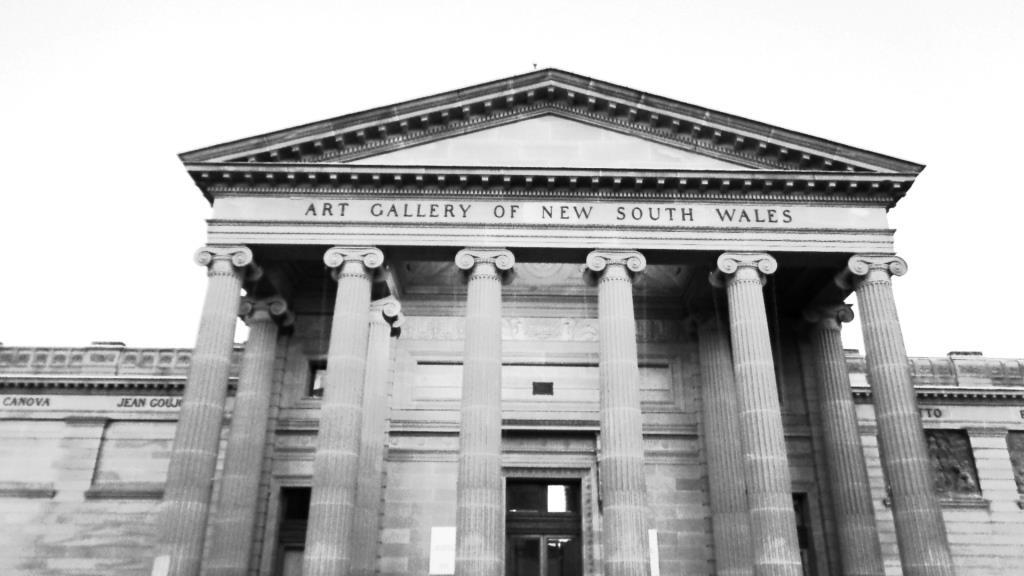 Art Gallery di Sydney