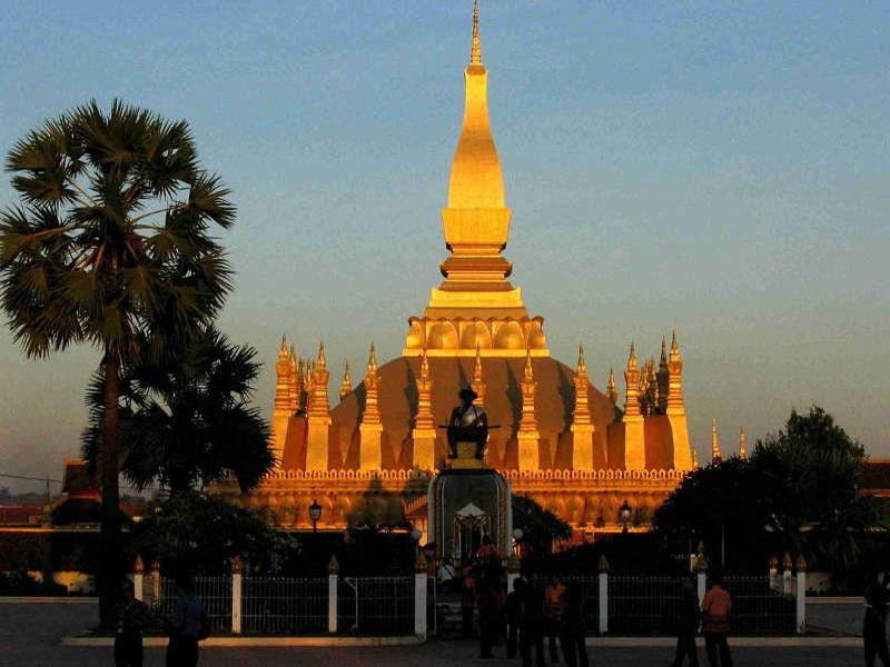 Stupa di That Luang