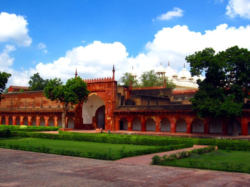 Forte Rosso di Agra