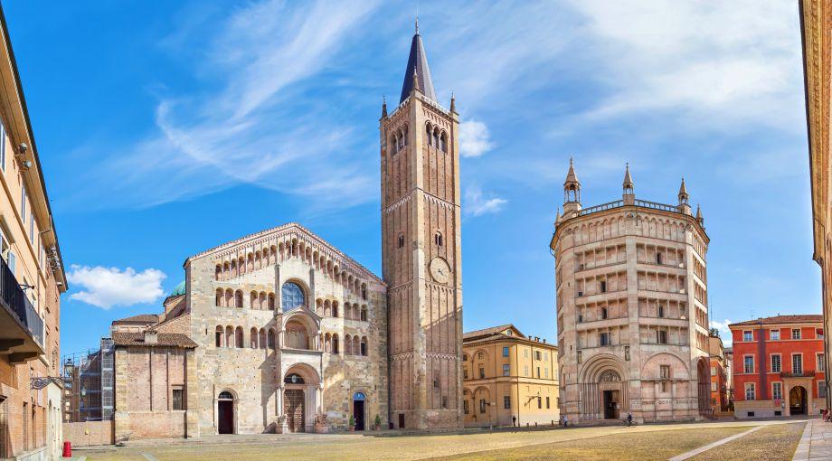 MERAVIGLIE ITALIANE SELF-DRIVE - PARMA E I CASTELLI DEL DUCATO