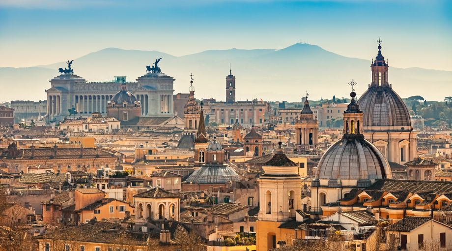 TOUR DI GRUPPO - GRAND TOUR D'ITALIA