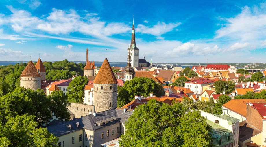 Baltico Essenziale (Vilnius, Riga, Tallinn)