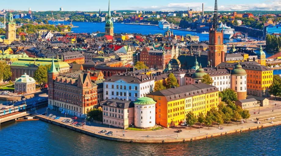 Capitali Scandinave: un viaggio Eco-Friendly in Trolley