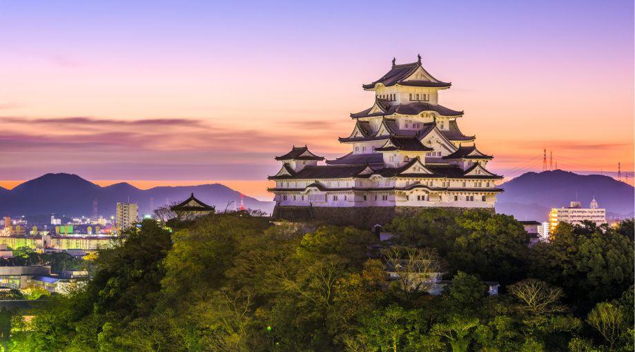 risalente età in Giappone