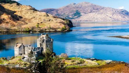 Gran Tour Scozia e Isole in stile 10gg