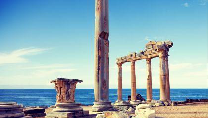 Splendori di Licia, Cilicia e Panfilia