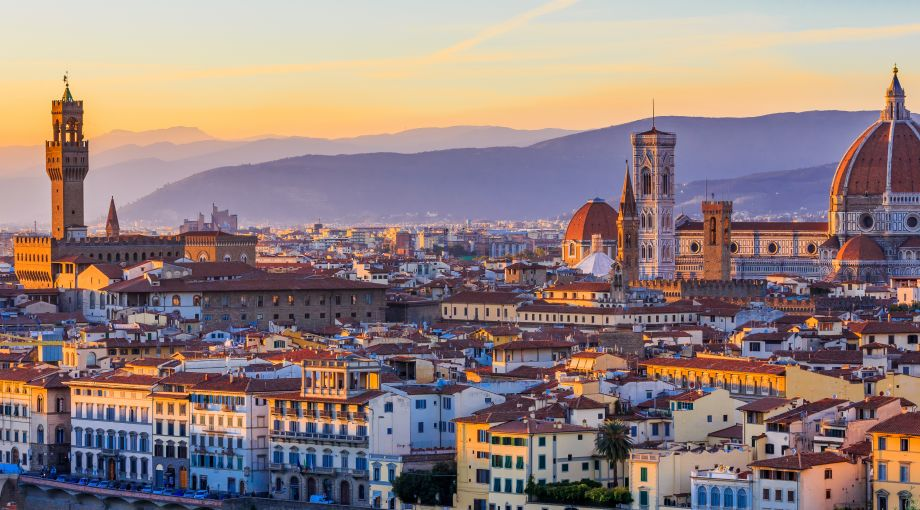 THE ICONIC ITALIAN COLLECTION - FIRENZE