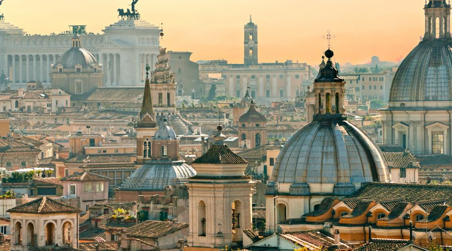 THE ICONIC ITALIAN COLLECTION - ROMA