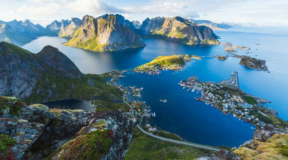 Fly & Drive: La Norvegia da Nord a Sud (Z1+Z2 - da Capo Nord a Bergen)
