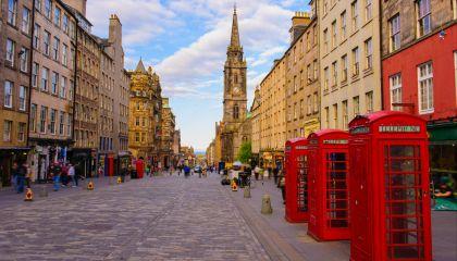 Scozia Deluxe