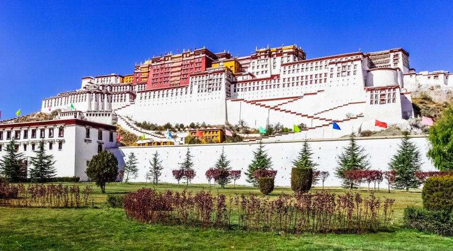 Gran Tour Tibet
