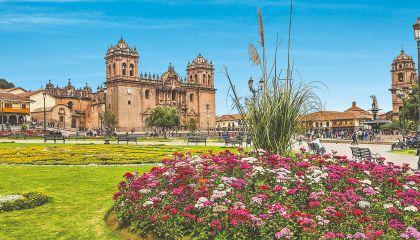 Sulle tracce degli Incas 2019