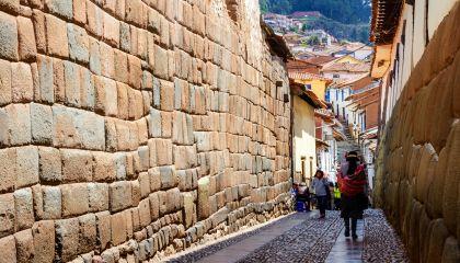 Sulle tracce degli Incas 2020