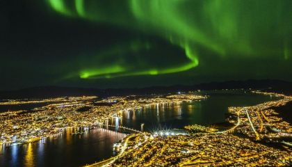 Tromso Green Lights