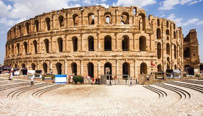 Tunisia, Oasi e Città Romane