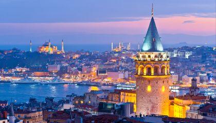 Turchia in Stile a Capodanno